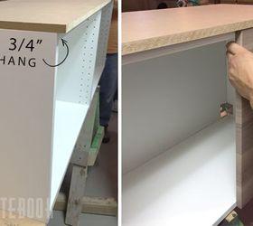 IKEA SEKTION Hack: TV Console | Hometalk