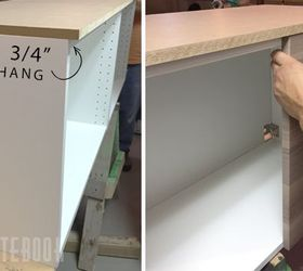 Ikea Sektion Hack Tv Console, Diy, Woodworking Projects