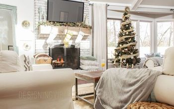 The First Christmas in My First Fixer Upper
