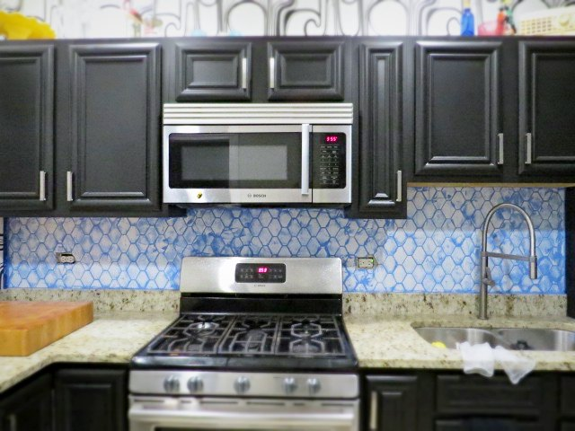 How To Grout In Bright Colors Kitchen Backsplash Design