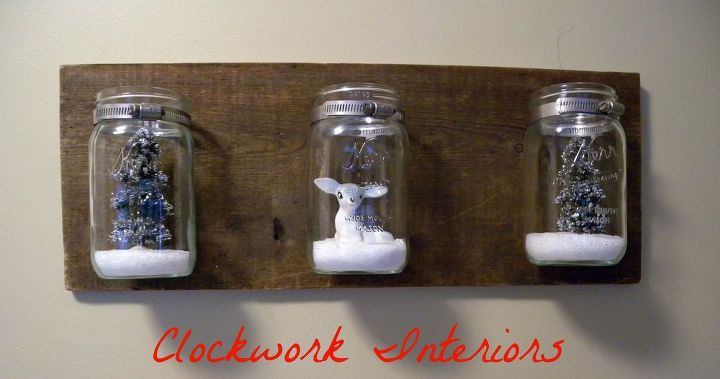 Diy Mason Jar Wall Sconce Hometalk