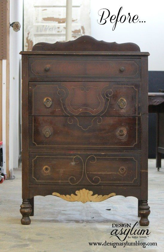 how to paint furniture the easy way no sand no wax, painted furniture - How To Paint Furniture With Velvet Finishes - No Sand, No Wax Paint