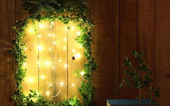 A Giant Glow Jar of Fireflies