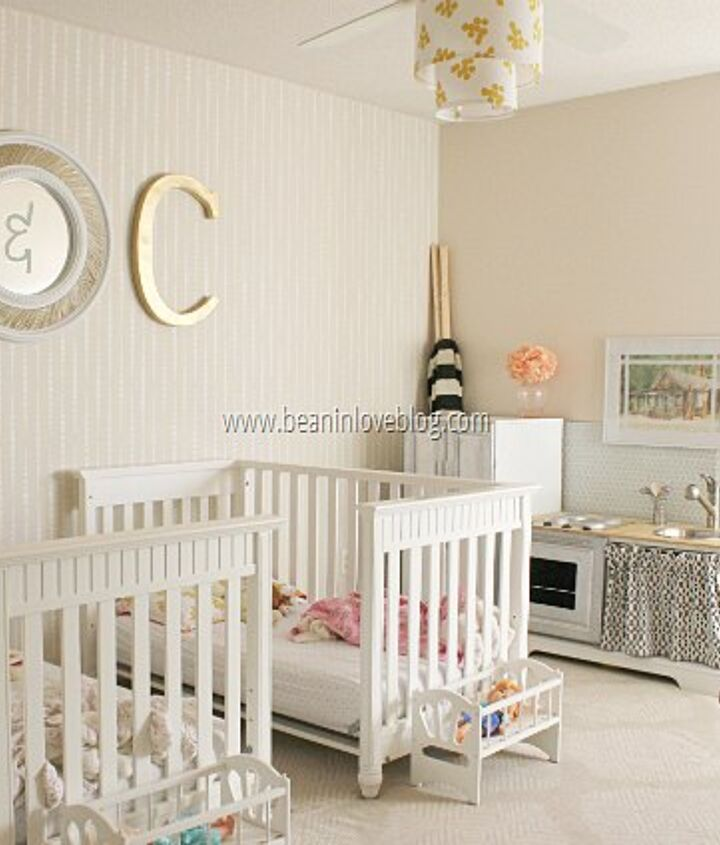 painting stencil girl s bedroom makeover, bedroom ideas, painting, wall decor
