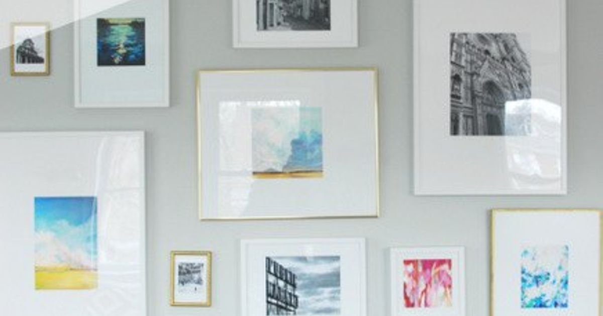 Picture Frames And Wall Ikea Wall Art
