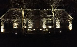 light up your night with landscape lighting, landscape, lighting, outdoor living