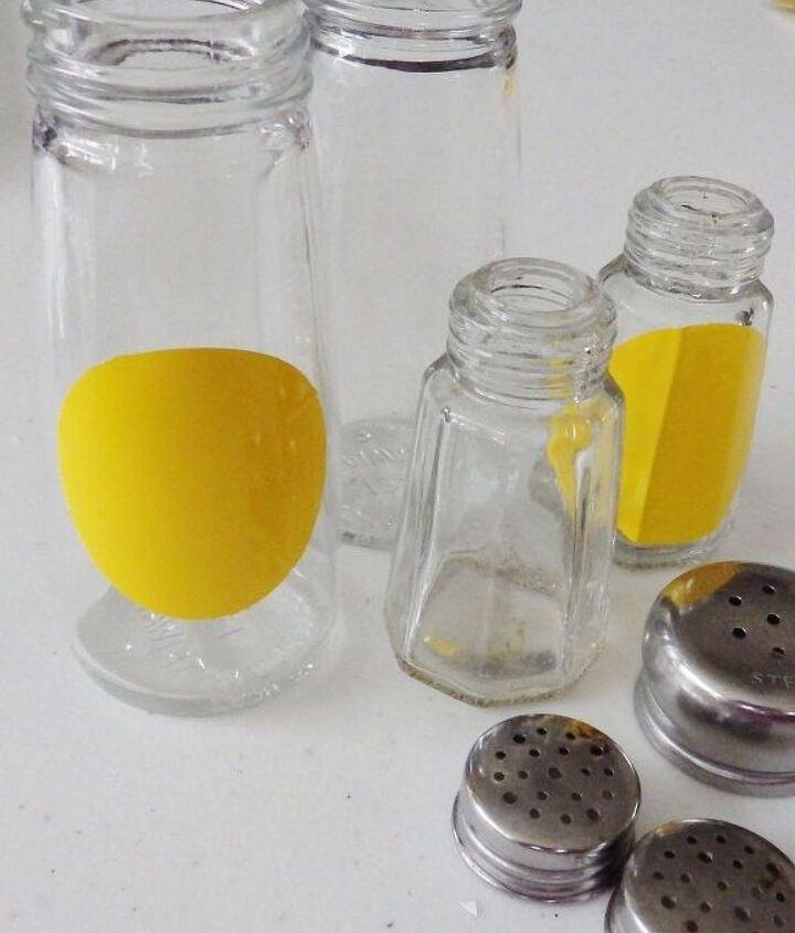 salt pepper shakers into holiday decor, christmas decorations, crafts, seasonal holiday decor
