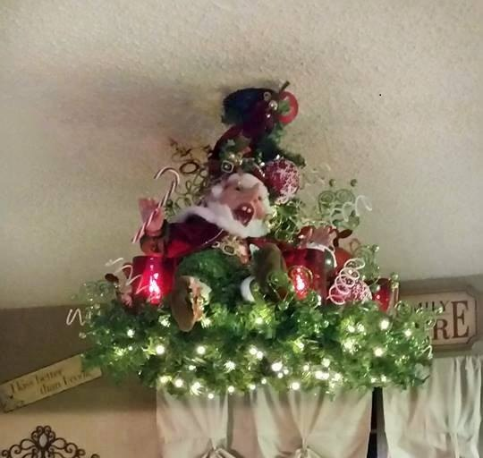 christmas chandelier christmas decorations seasonal holiday decor - Christmas Chandelier Decorations