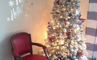 alternative for a tree skirt, christmas decorations, seasonal holiday decor