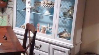 q any ideas, home decor, home decor dilemma, repurpose furniture, repurposing upcycling, This is after