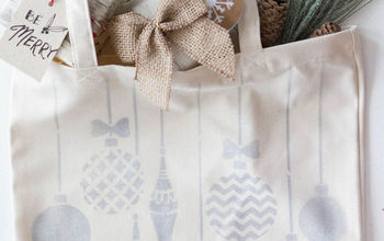 Holiday Tote #createandshare