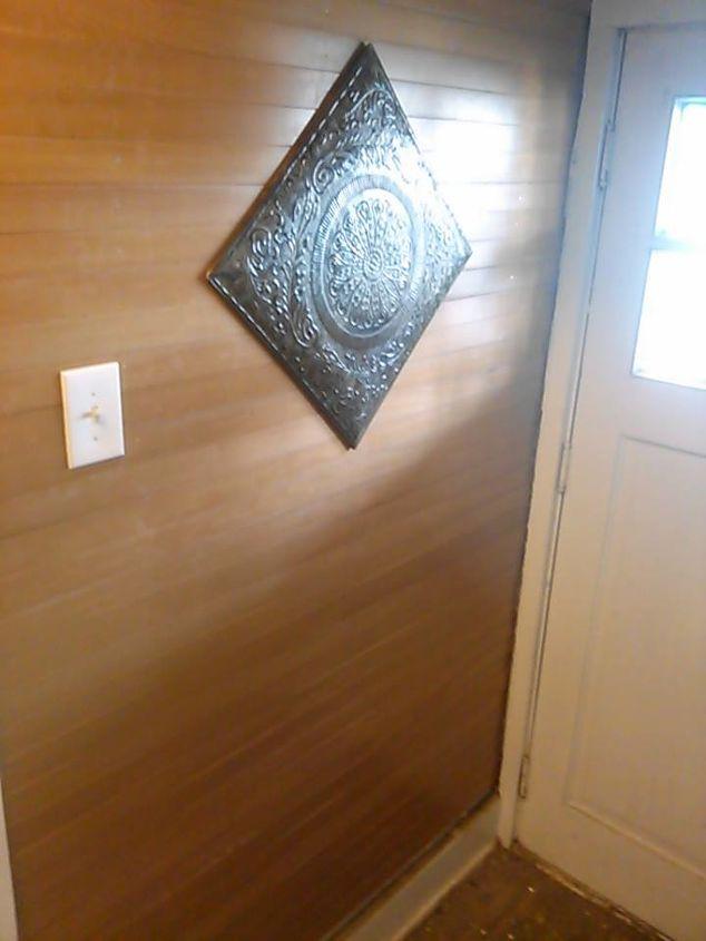 repurposed wooden blind, doors, home improvement, repurposing upcycling