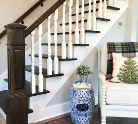 Staircase Makeover, Diy, Home Improvement, Painting, Stairs
