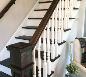 Nice Staircase Makeover, Diy, Home Improvement, Painting, Stairs