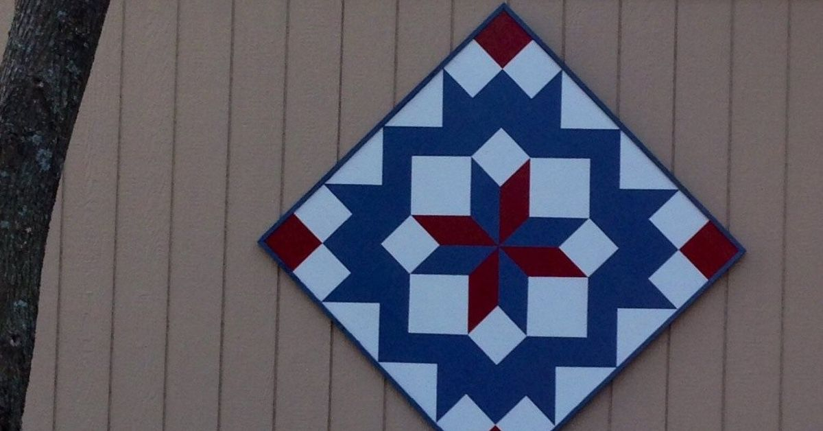 Barn Quilt Beauty Hometalk