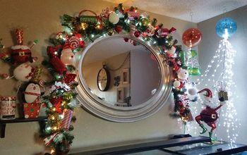 Christmas Candy Globe Lights