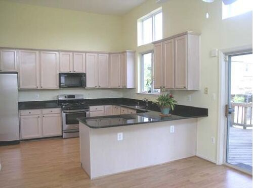The look of pickled kitchen cabinets | Hometalk