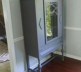 Curio Cabinet Makeover Hometalk
