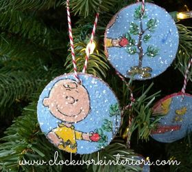 Charlie Brown Ornaments To Make With The Kiddos Hometalk