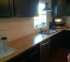 Kitchen Backsplash Shiplap Beachside Inspired, Kitchen Backsplash, Kitchen  Design
