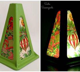 Vintage jack stand christmas lantern hometalk