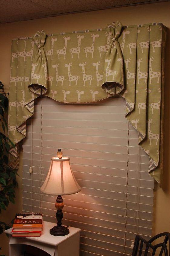 q how to make bunny ear curtain, home decor, home decor dilemma, reupholster, window treatments, windows
