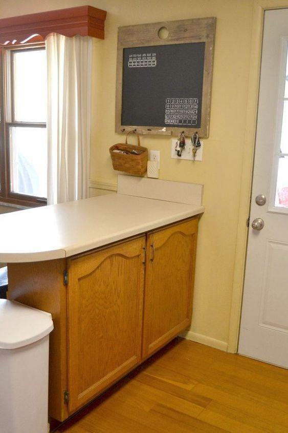 kitchen island makeover, diy, kitchen design, kitchen island