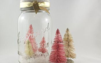 Vintage Styled Christmas Trees...