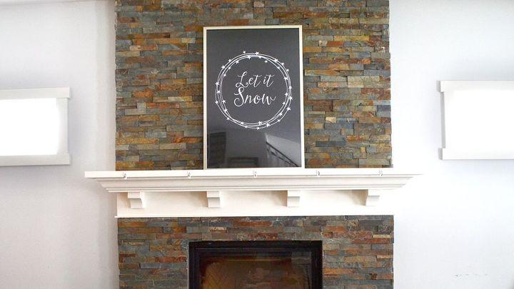Mantel Decorating Tricks | Hometalk