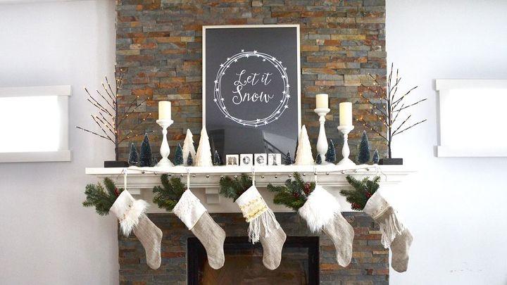 Mantel Decorating Tricks   Hometalk