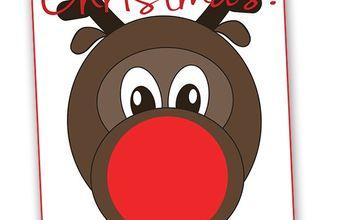 Easy Rudolph Lip Balm Gift