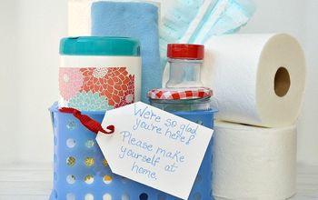 craft gift basket, crafts