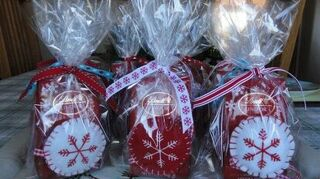 , Sweet ornaments and chocolates on my Hometalk page