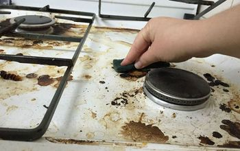 What Are The Top Ways To Clean A Dirty Stovetop?