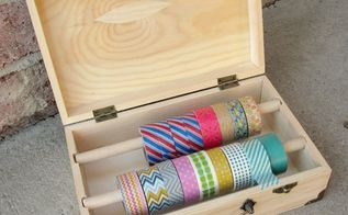 washi tape storage, craft rooms, organizing, storage ideas