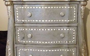 painted chest with chalk paint, chalk paint, painted furniture