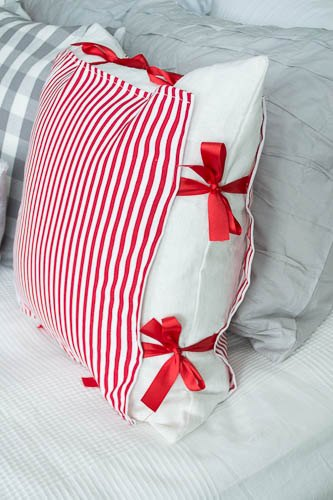 DIY Pillow Cover Overlay Hometalk Adorable Making Pillow Covers