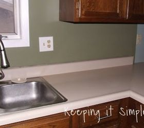 Exceptionnel Diy Painted Counter Tops, Countertops, Diy, Kitchen Design, Painting