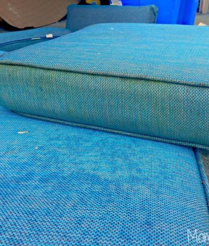 s 15 cleaning tips from 2015 that really work well, cleaning tips, outdoor living, Rid Outdoor Seating of Mold