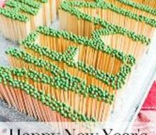 happy new year s matches sign ablaze, crafts, outdoor living, repurposing upcycling, seasonal holiday decor