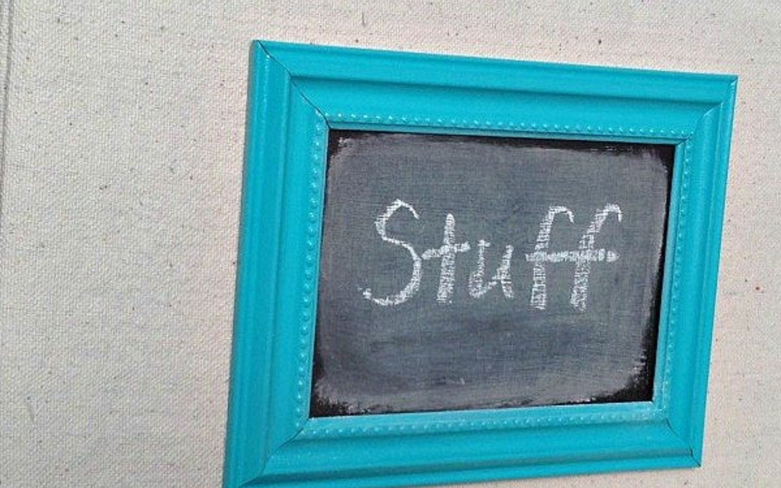 s 15 brilliant ways to reuse your empty cardboard boxes, home decor, repurposing upcycling, Attach Frames for Instant Organization
