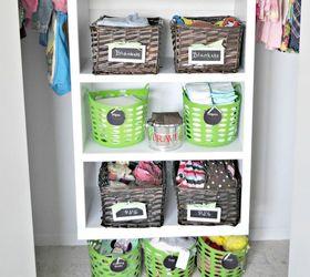 Bring Order To A Toddleru0027s Bedroom Closet
