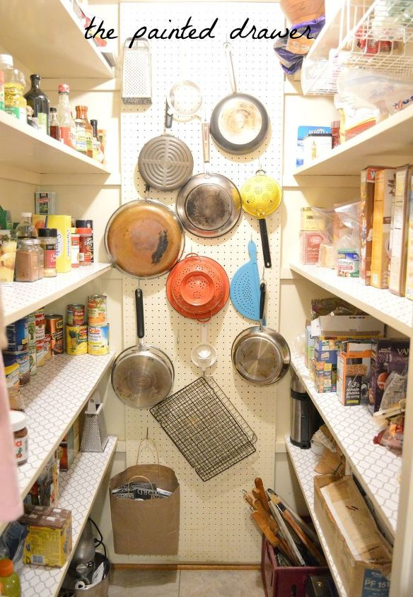 A Pegboard and A Pantry | Hometalk