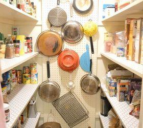 Pegboard Organize Pots In Pantry, Closet, Diy, Kitchen Design, Organizing,  Storage