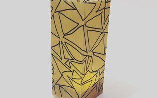 paper luminaries, crafts