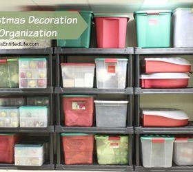 christmas decoration organization christmas decorations cleaning tips organizing seasonal holiday decor & Christmas Decoration Organization | Hometalk