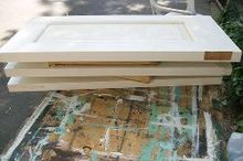 how to turn a door into a blanket chest, doors, how to, painted furniture, repurposing upcycling, woodworking projects