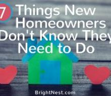 things new homeowners don t know they need to do, appliances, cleaning tips, home maintenance repairs