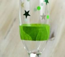 etched glass campagne flutes, crafts, seasonal holiday decor