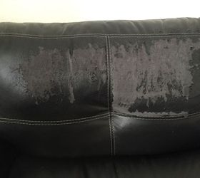 I Believe It Is Faux Leather And The Entire Chaise Lounge Is Really  Comfortable. I Donu0027t Want To Have To Spend Money To Re Upholster The Entire  Thing.